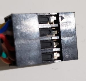 Network cable connector